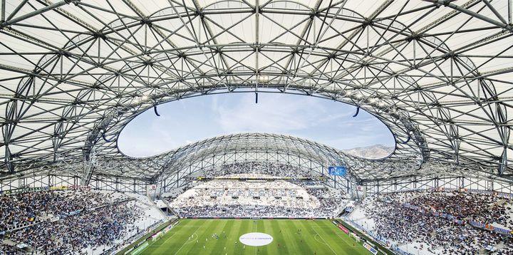 Stade Vélodrome Scau Rogeon Marseille