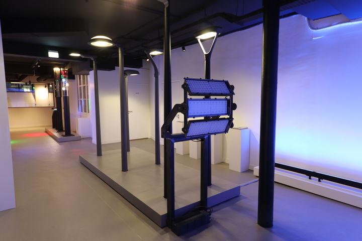 Centre De Lumiere Zumtobel Paris Eclairage Urbain