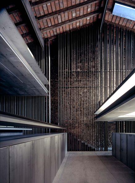 maison olot g rone en espagne 2012 rcr arquitectes. Black Bedroom Furniture Sets. Home Design Ideas