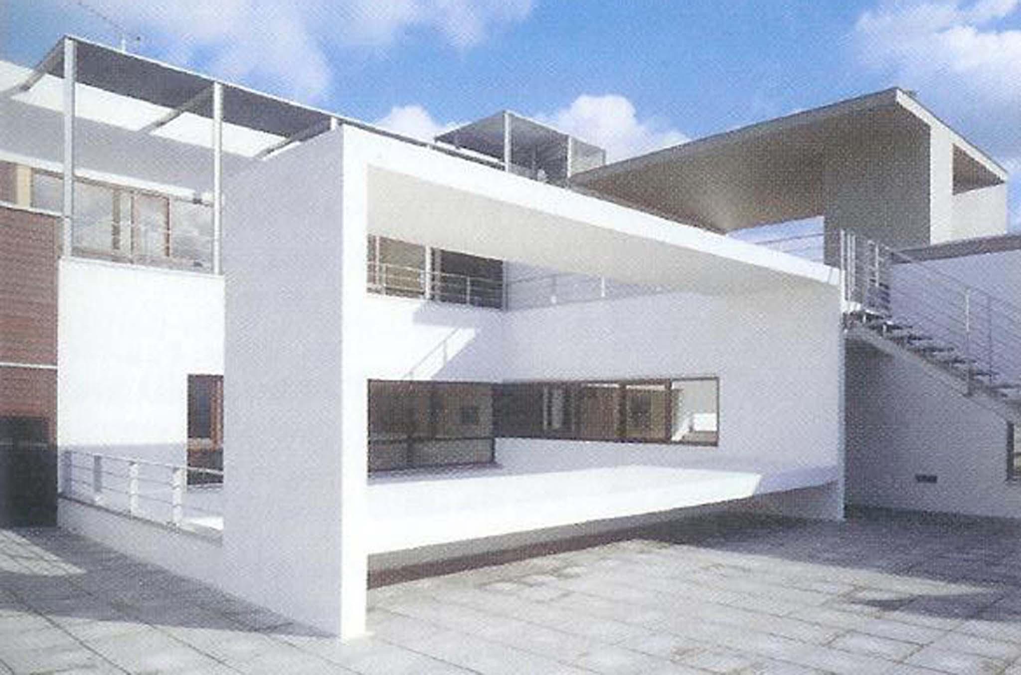 Fran ois depresle architecte foyer de vie pour personnes for Garage 2000 montreuil