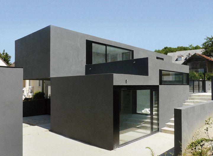 A samuel delmas maison individuelle - Cout ravalement maison individuelle ...