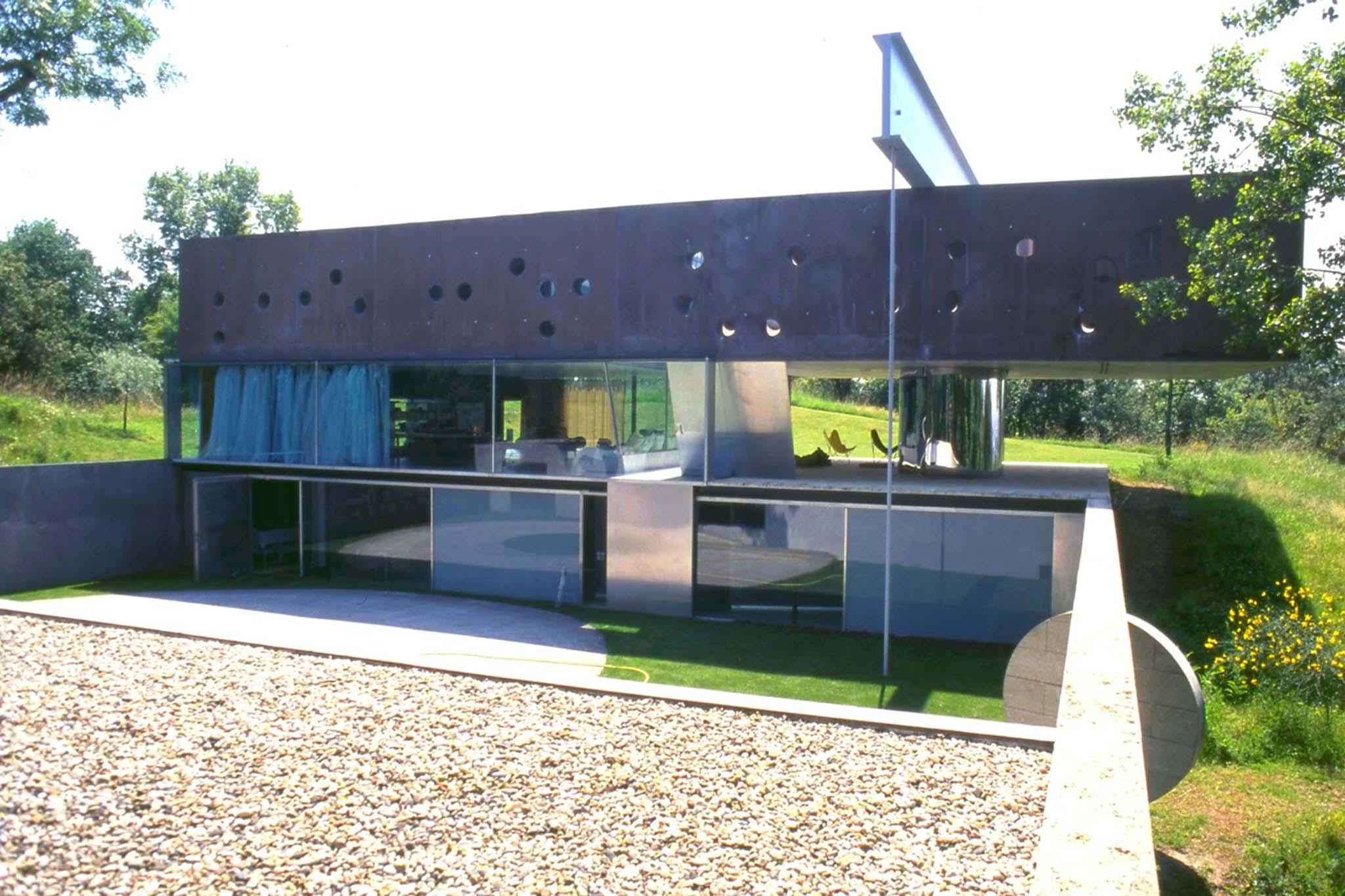 Villa lemoine floirac girone rem koolhaas architecte for Maison bordeaux