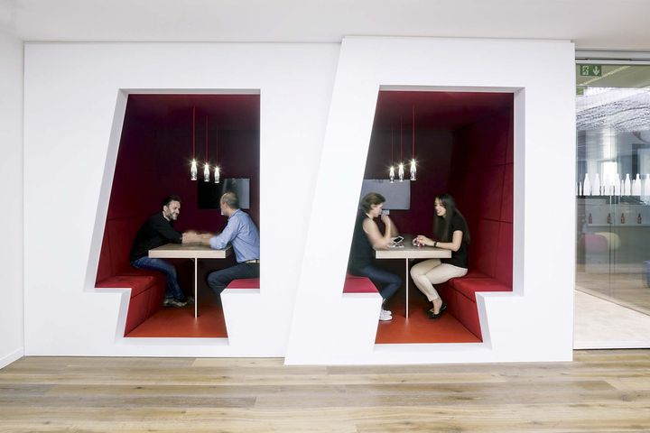 Bureaux Coca Cola à Issy Les Moulineaux Par Studios Architecture