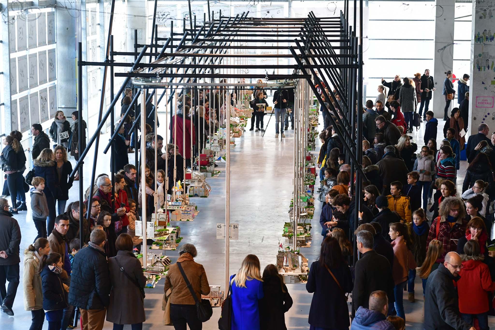 Journ e nationale de l 39 architecture dans les classes jnac - Journee de l architecture ...