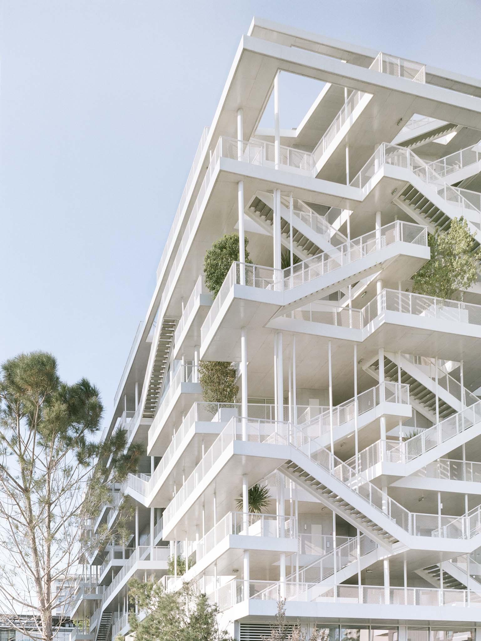 Ecole D Architecture D Interieur Nice des terrasses de travail imaginées par nicolas laisné et