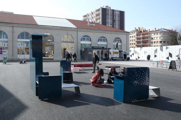 Banc d 39 essai for Les espaces publics urbains