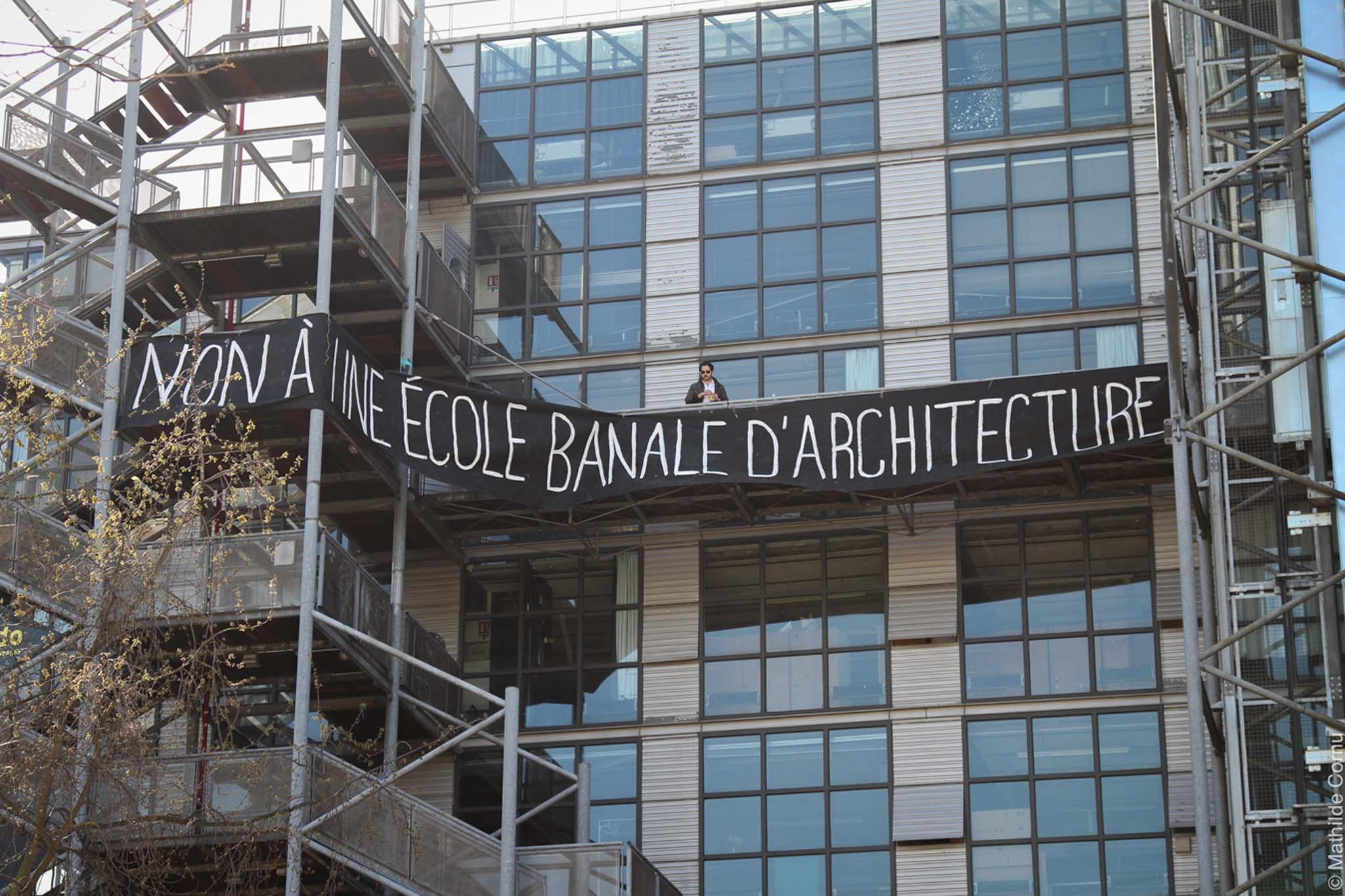 O va l 39 cole sp ciale d 39 architecture for Ecole d architecture