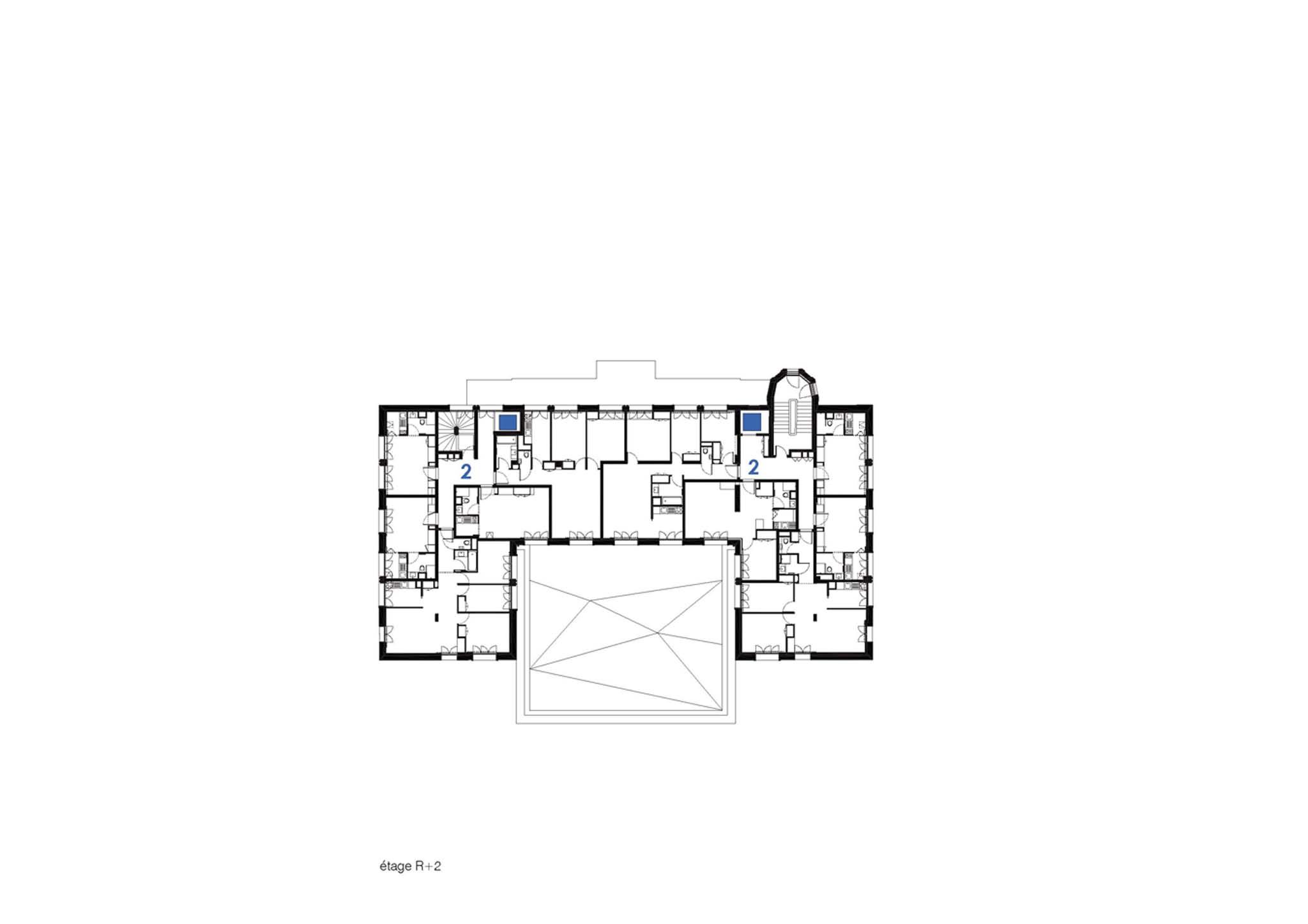 Agence d architecture suzel brout et rrc architectes for Courant architectural