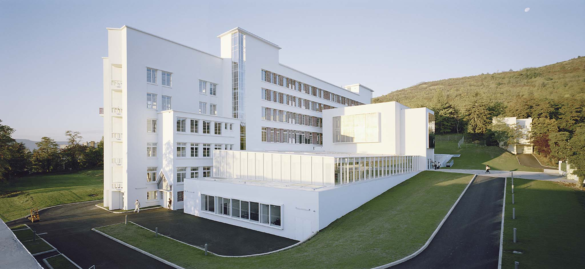 nouvelle cole d 39 architecture de clermont ferrand point