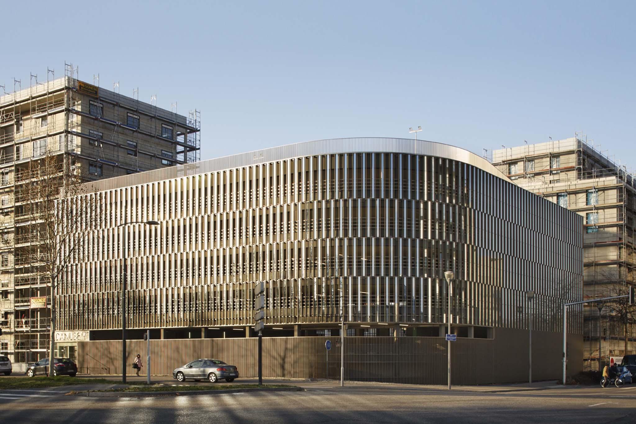 Architecte Bas Rhin nommé à l'Équerre d'argent 2019, catégorie ouvrages d'art