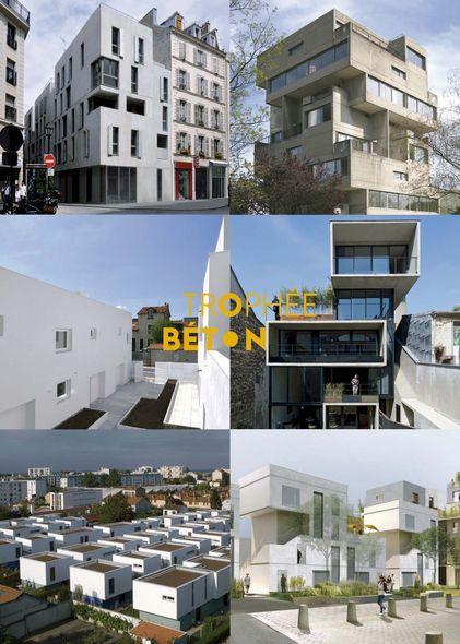 conf rence troph e b ton maisons individuelles group es et petits collectifs. Black Bedroom Furniture Sets. Home Design Ideas