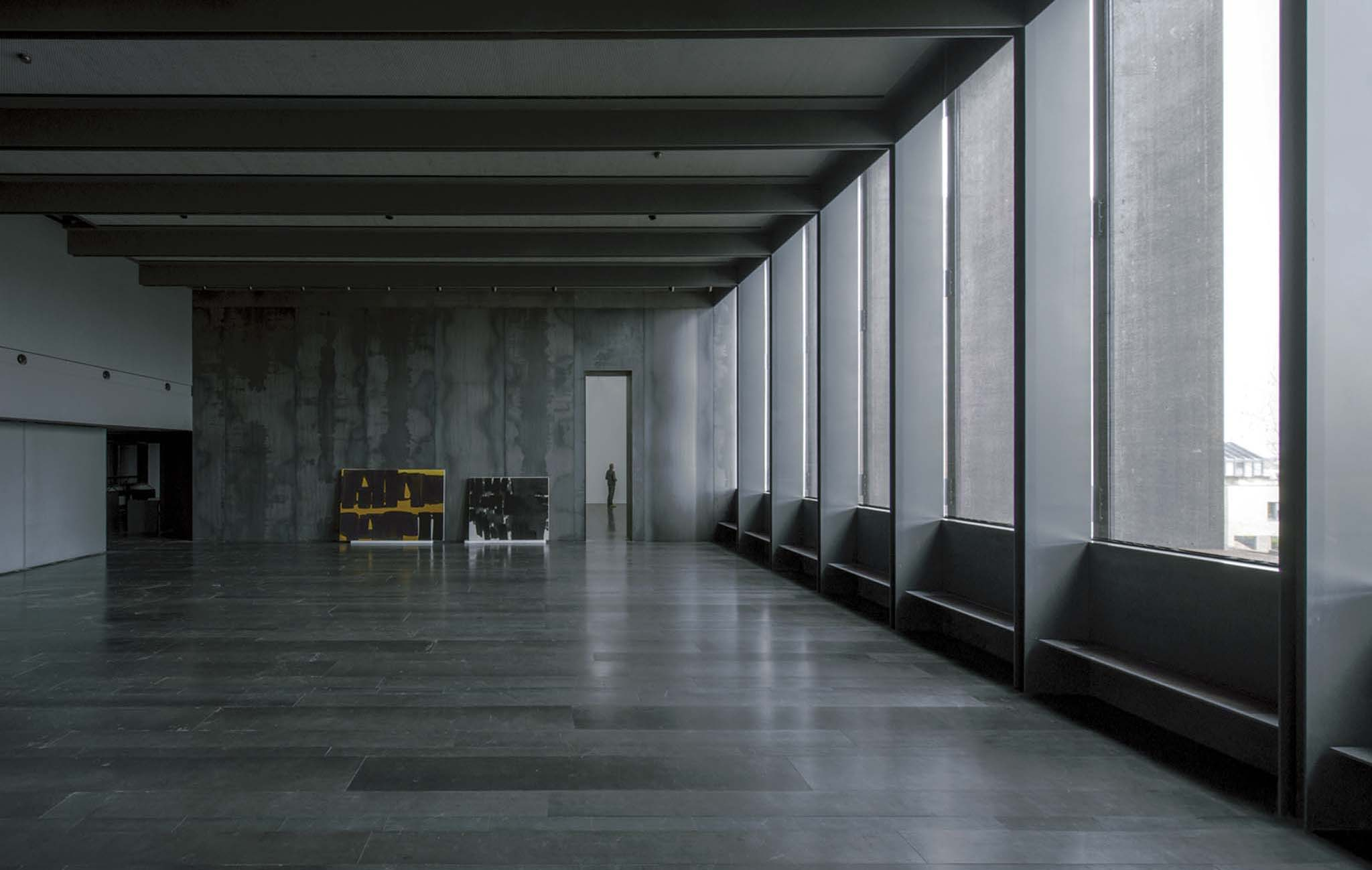 mus e soulages rcr arquitectes rodez. Black Bedroom Furniture Sets. Home Design Ideas
