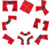 Configurations pour Tangram, Interstuhl