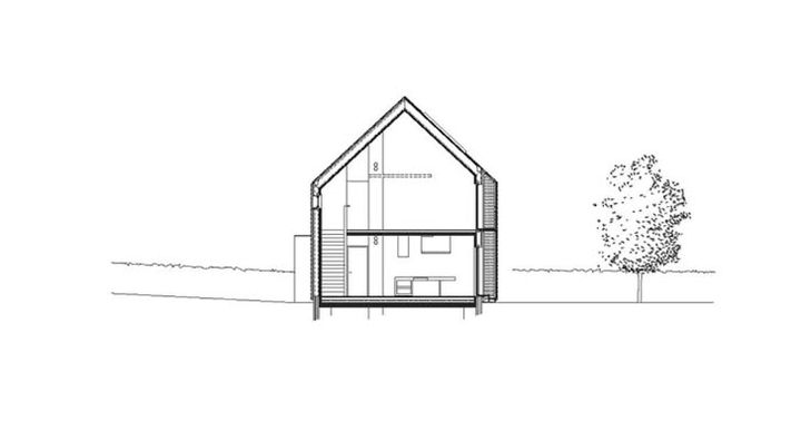 coupe transversale maison passive karawitz architecture bessancourt prix de la premi re. Black Bedroom Furniture Sets. Home Design Ideas