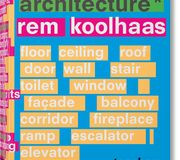 Elements of Architecture, Rem Koolhaas
