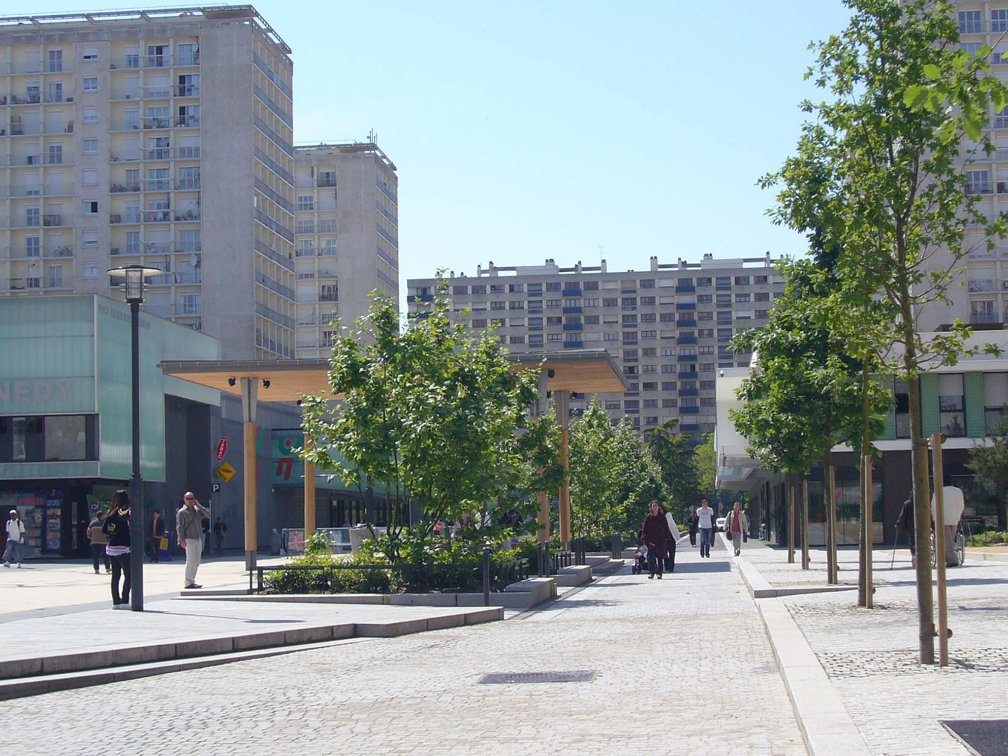 Dalle villejean quartier kennedy atelier ruelle rennes - Piscine villejean rennes ...