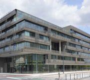 Si ge social lille m tropole habitat dietmar feichtinger architectes tourco - Francois brugel architecte ...