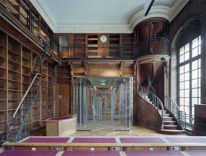 À Paris, la première phase de réhabiliation du quadrilatère Richelieu de la BNF est achevée