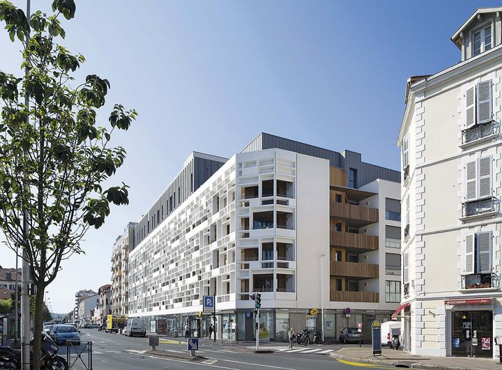 65 logements et parkings - Brochet Lajus Pueyo