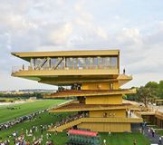 Hippodrome de Longchamp, Paris, Dominique Perrault Architecte