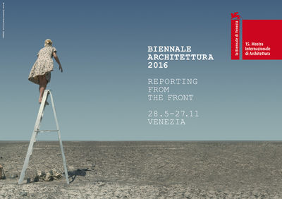 Biennale de Venise 2016: Reporting from the front