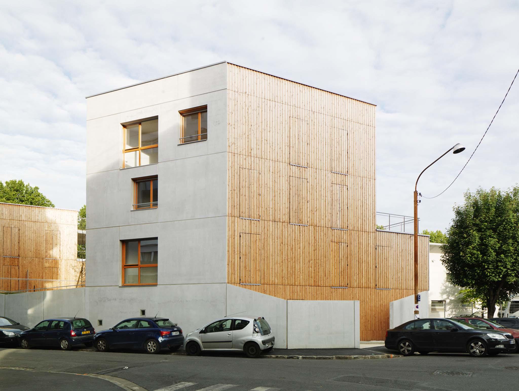 ateliers o-s architectes – 12 logements à alfortville (val-de-marne)