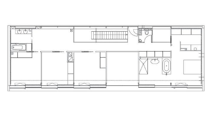 Plan maison rez de chausse finest affordable plan maison for Plan maison pierre