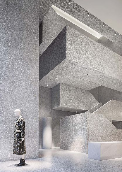 David Chipperfield - Boutique Valentino - New York