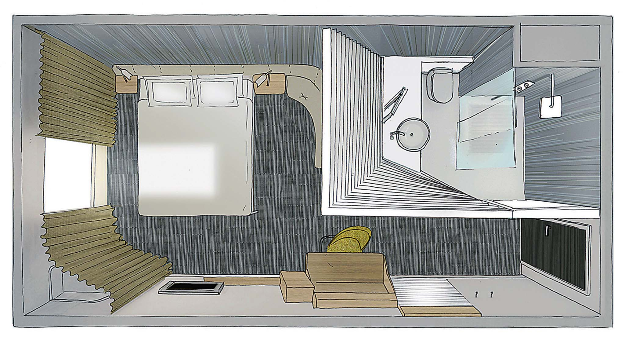 Studio norguet design okko h tel nantes for Hotel design nantes