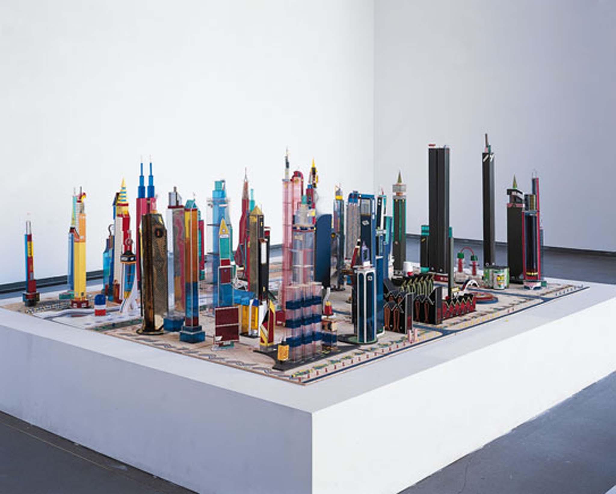 visions de villes exposition l 39 h tel des arts de toulon. Black Bedroom Furniture Sets. Home Design Ideas