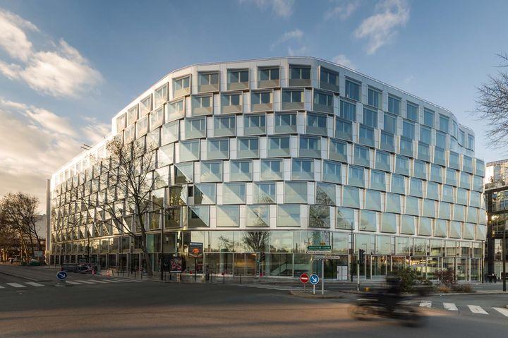 R Habilitation D 39 Un Immeuble De Bureaux Brenac Gonzalez Et Associ S Boulogne Billancourt