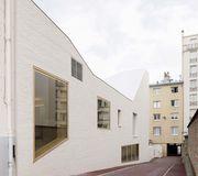 conservatoire de danse et de musique joly loiret architectes versailles. Black Bedroom Furniture Sets. Home Design Ideas