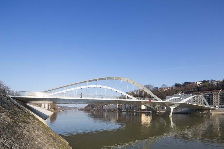 Explorations Architecture Pont Schuman Nomine A L Equerre