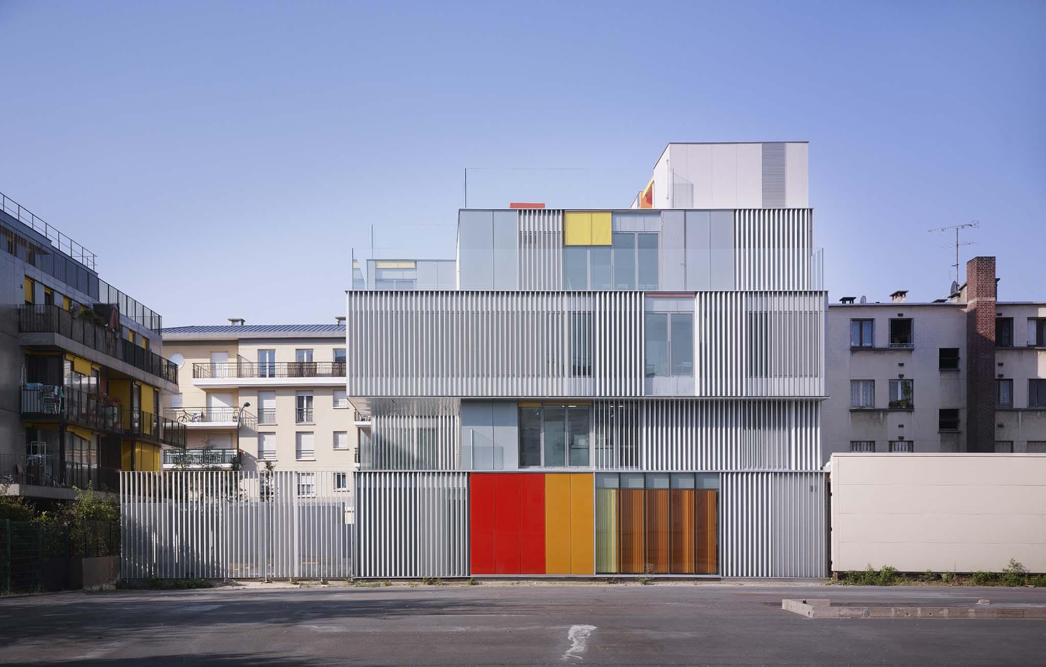 A samuel delmas p le petite enfance for Delmas architecte
