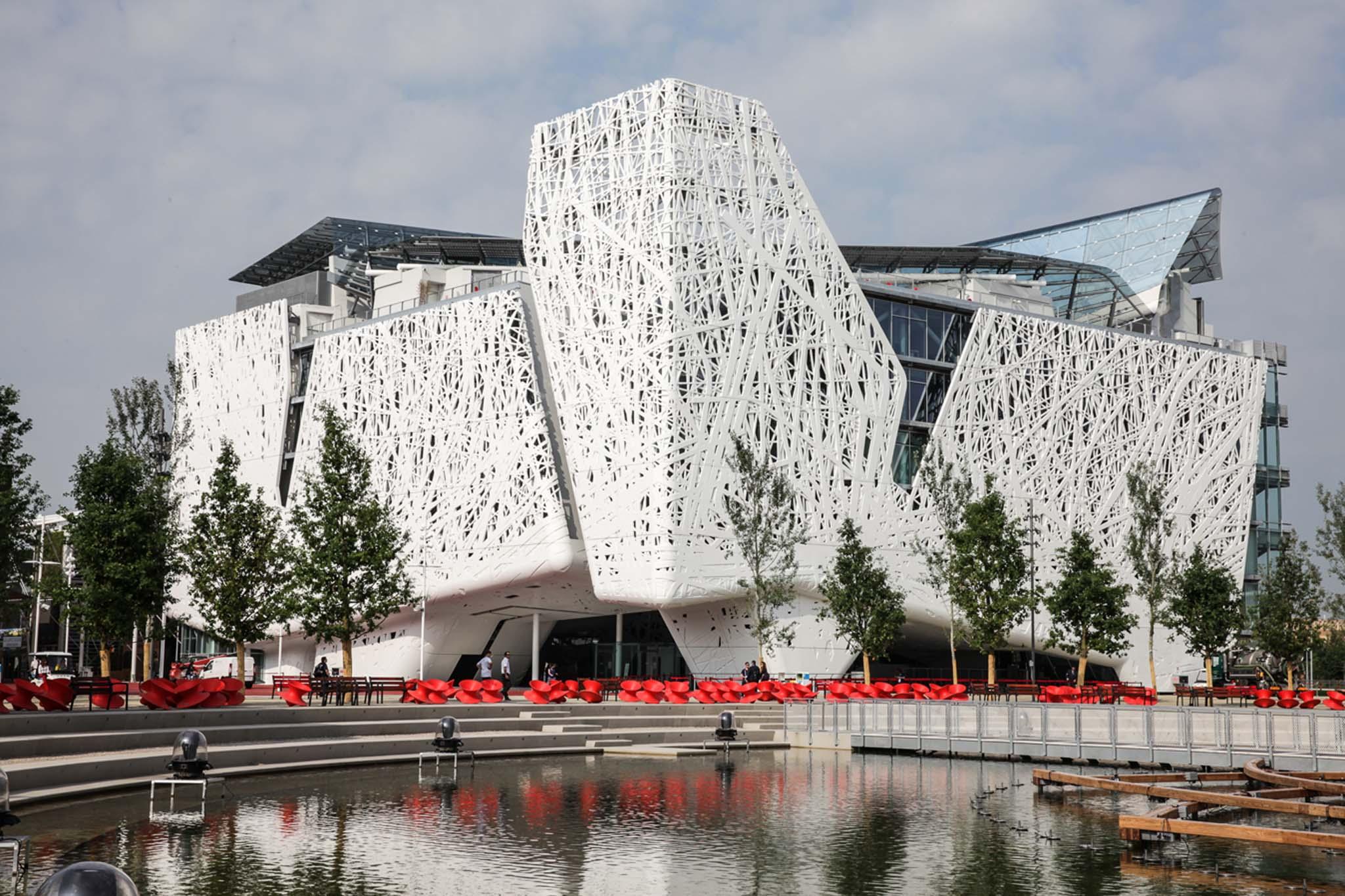 Stands Expo Universelle Milan : Exposition universelle de milan découvrez notre sélection