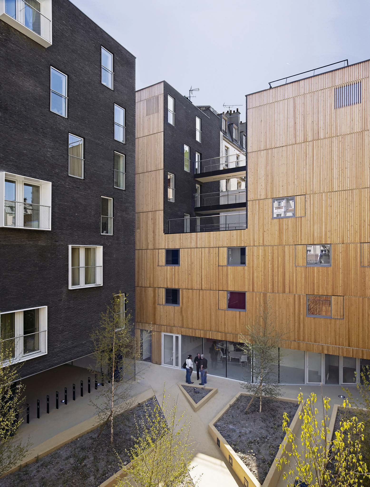 Querre d 39 argent 2011 nomm lan architecture for Architecture a paris