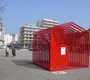 Saint tienne le mobilier urbain exp rimental investit l 39 espace public - Mobilier jardin d ulysse saint etienne ...
