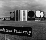 Fondation Vasarely, exposition