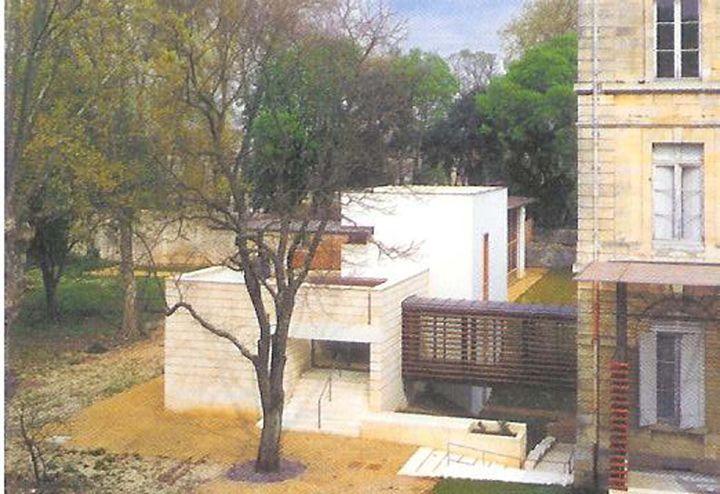 fran ois depresle architecte maison de retraite notre dame de la foi bordeaux 1999. Black Bedroom Furniture Sets. Home Design Ideas