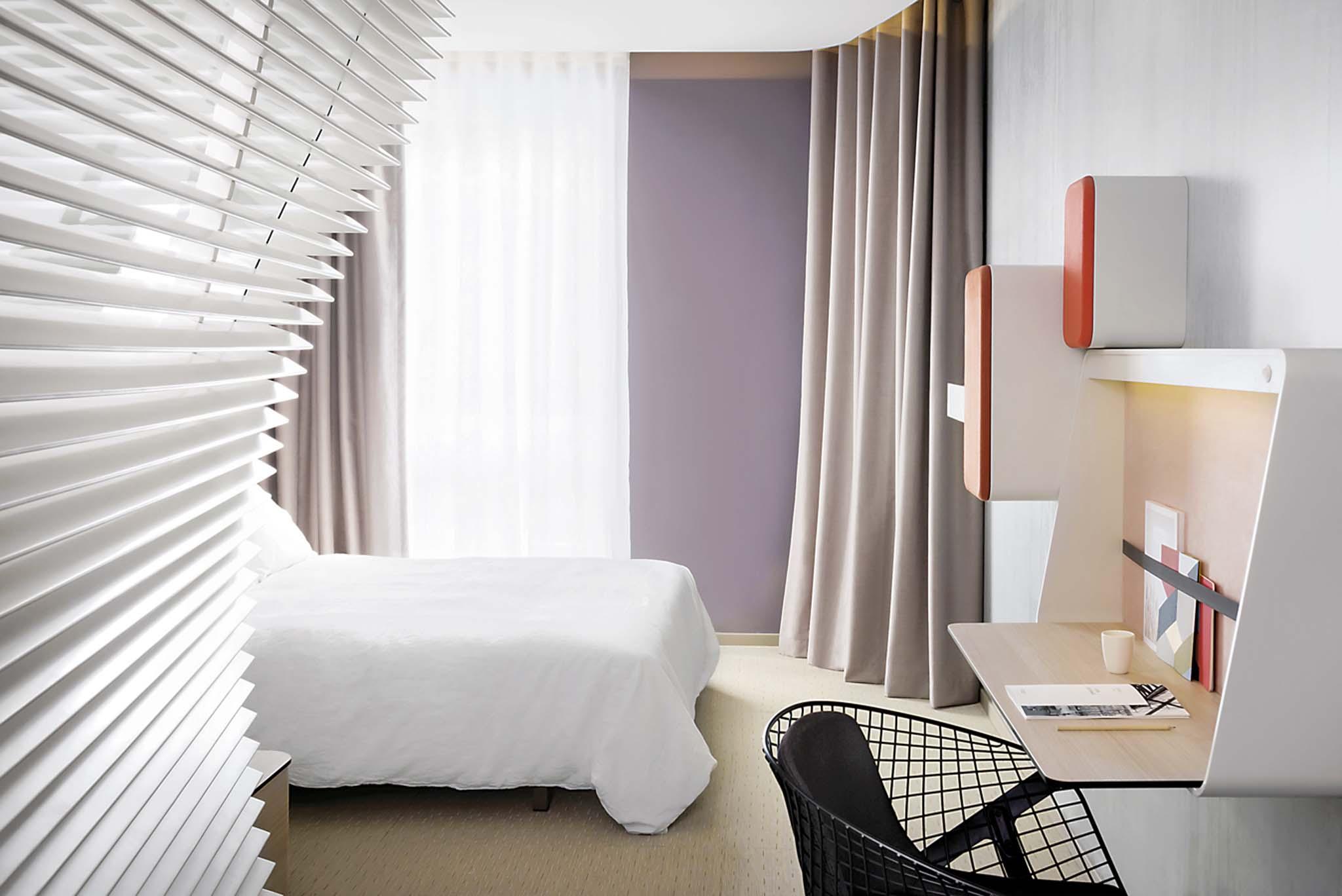 Studio norguet design okko h tel for Hotel design nantes