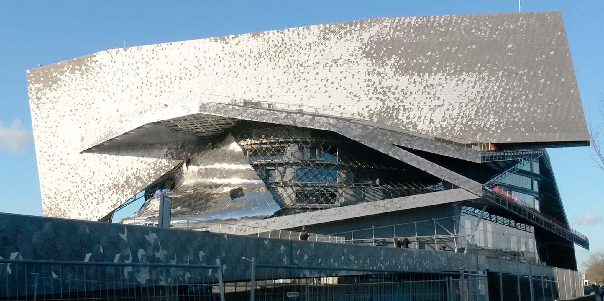 La philharmonie ouvre ses portes sans jean nouvel for Architecte nom