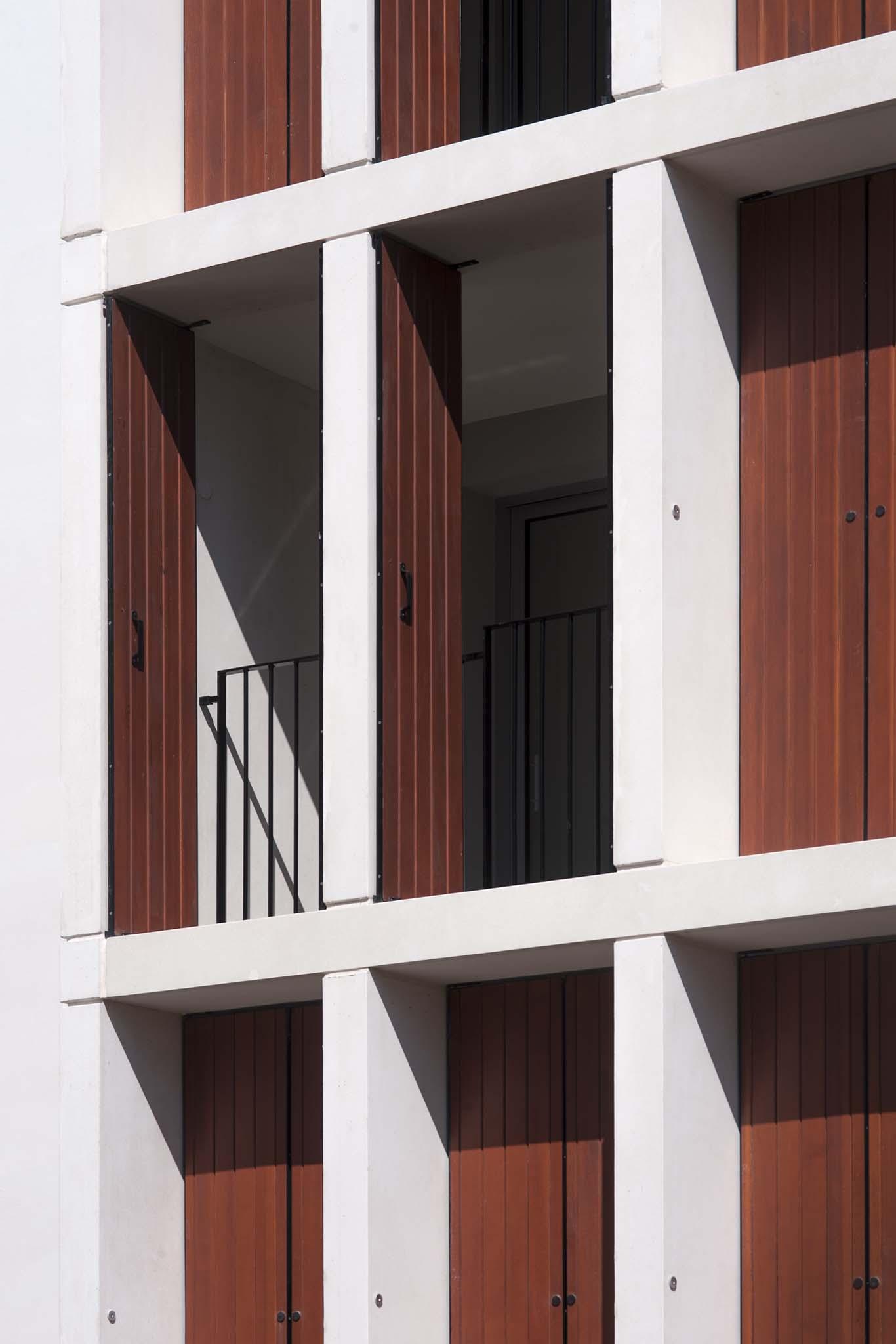 56 logements collectifs leibar seigneurin architecture for Bordeaux logement