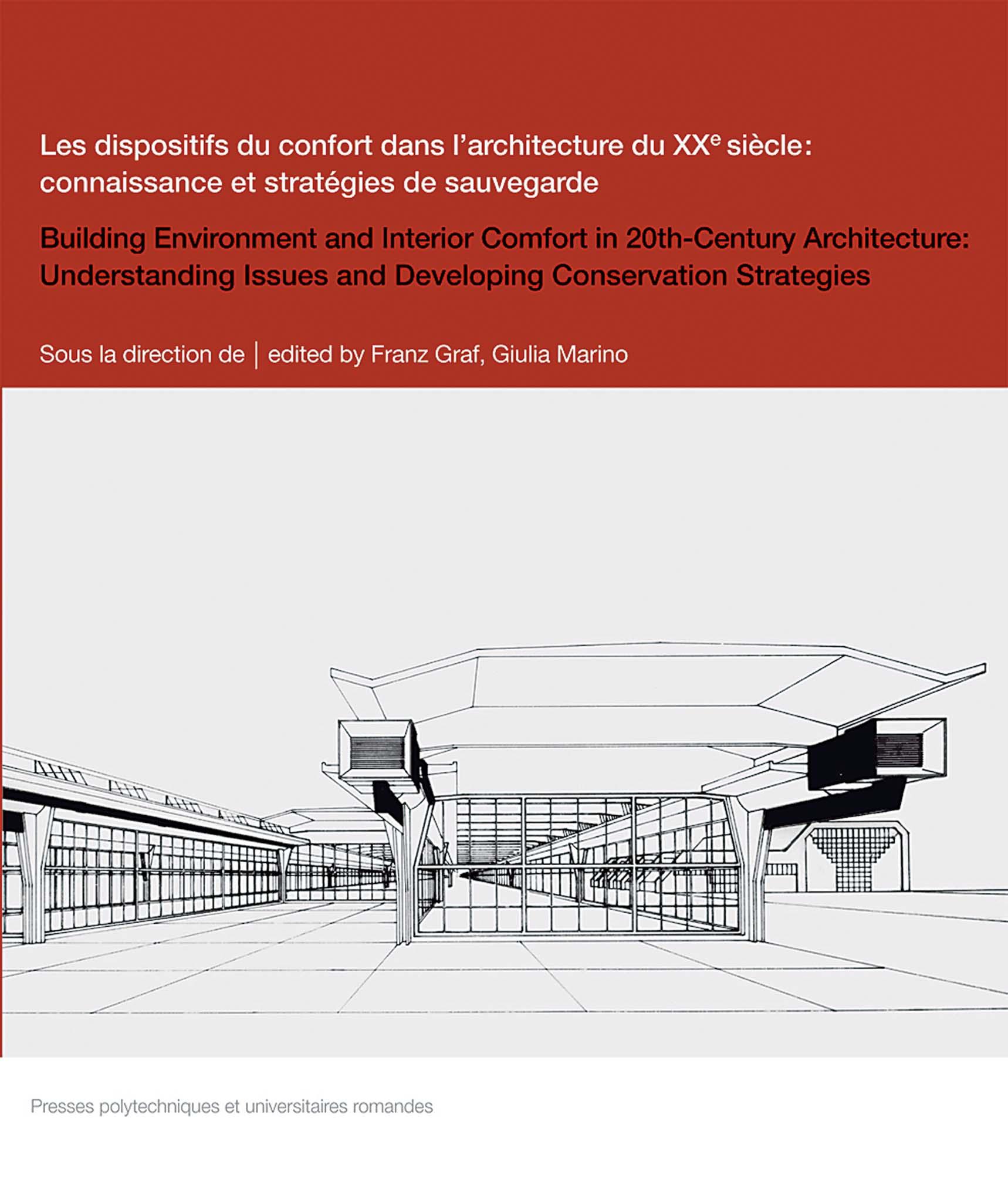 La centralit des fluides livre for Architecture 20eme siecle