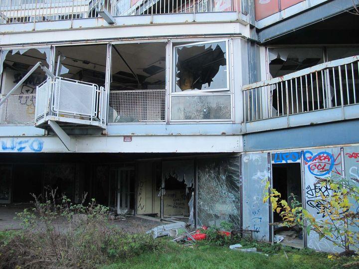 L'école d'architecture de Nanterre : le grand saccage
