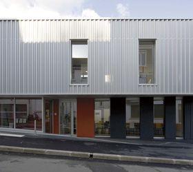 prix d 39 architecture du moniteur 2009 b timents nomin s au prix de la premi re uvre. Black Bedroom Furniture Sets. Home Design Ideas