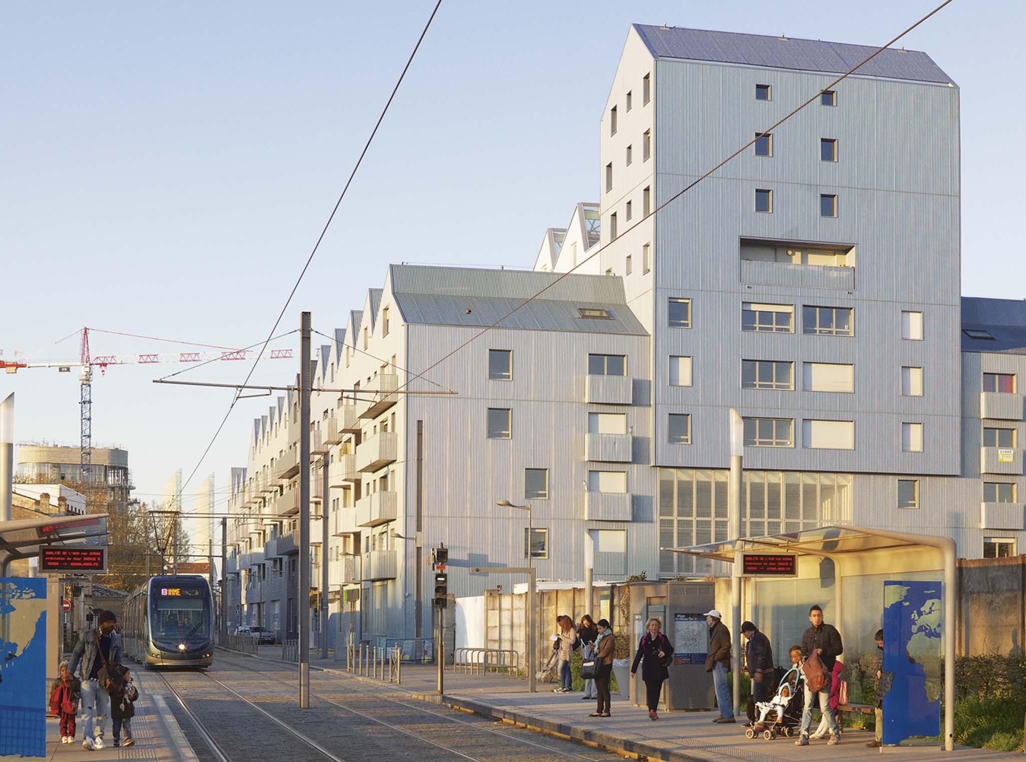 345 logements collectifs bordeaux anma for Bordeaux logement