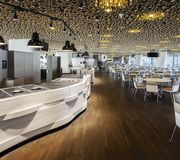 CBA Clemens Bachmann Architekten BUSINESS CLUB ALLIANZ ARENA/MUNICH