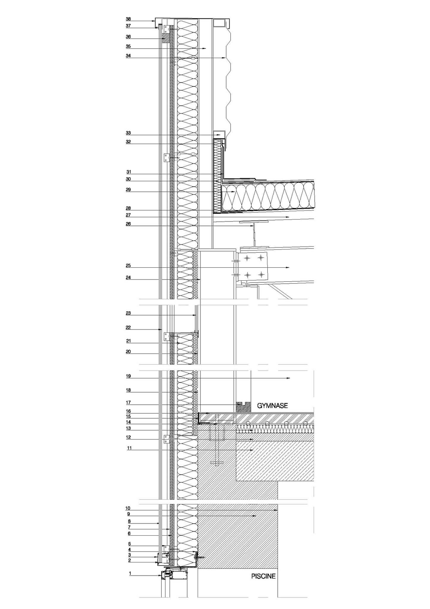coupe mur rideau id es d 39 images la maison. Black Bedroom Furniture Sets. Home Design Ideas