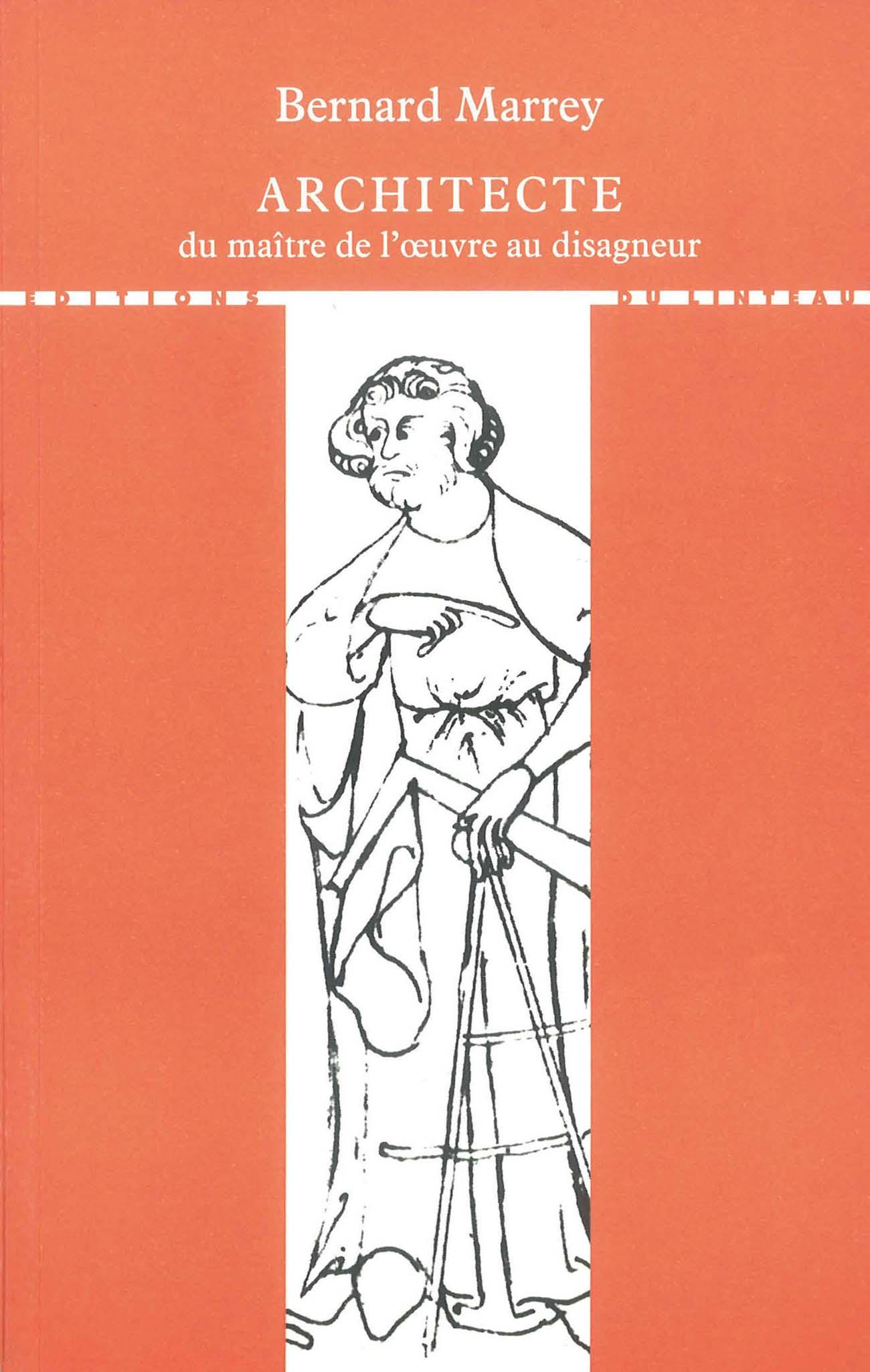 Qui sont les architectes par bernard marrey livre for Nom architecte