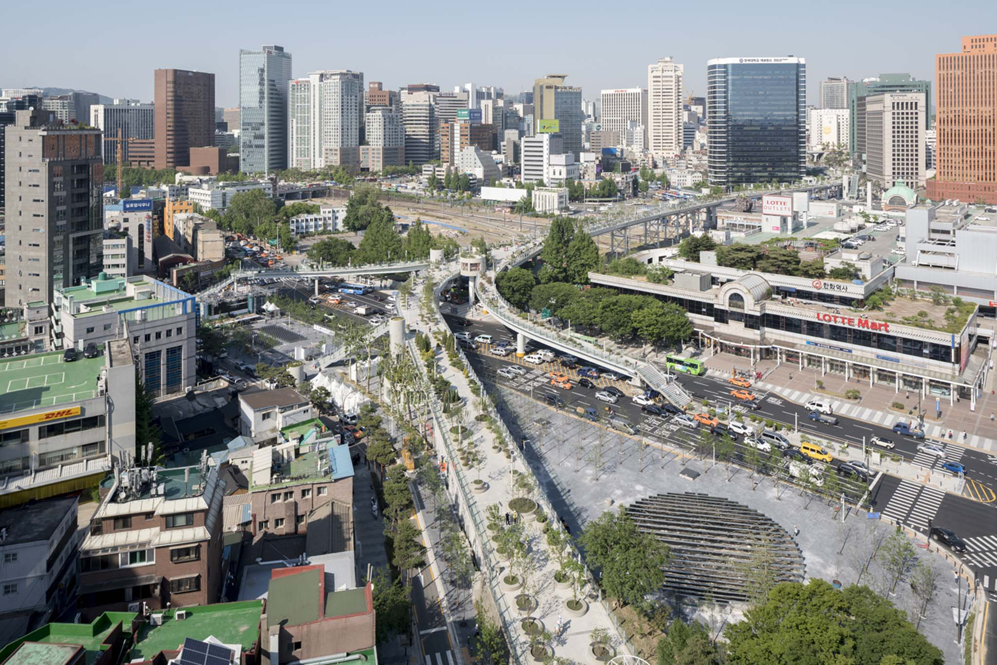 Skygarden un nouveau concept de high line sign mvrdv s oul - Code de reduction alice garden ...